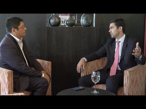 Entrevista con Juan Manuel Urtubey, gobernador de Salta