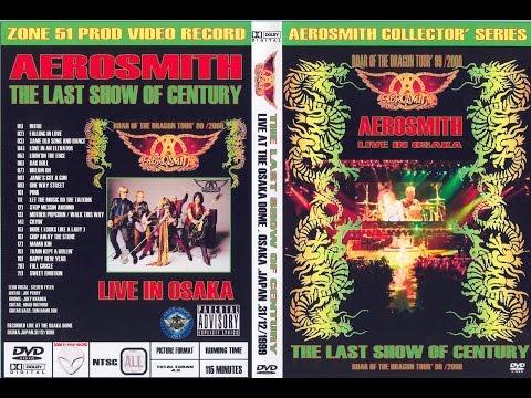 Aerosmith Live at Osaka Dome Japan 1999-12-31