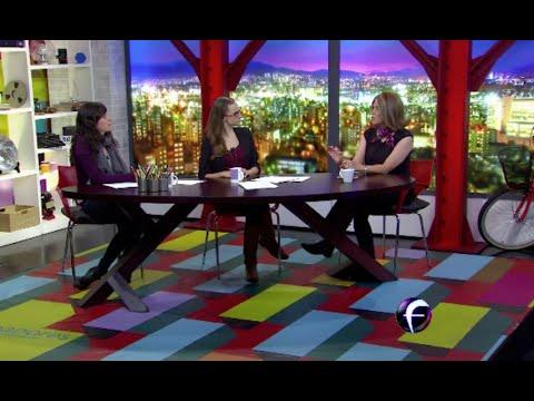 Entrevista a Claudia Calvin en el Programa Creadores Universitarios de ForoTV