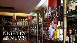 Mexico Raid Uncovers Thousands Of Gallons Of Tainted Alcohol | NBC Nightly News - NBCNEWS