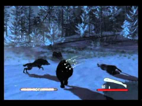 Cabela s Dangerous Hunts 2011 Game Play