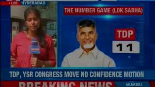 TDP issues whip to its MPs, directs them to attend Parliament till the end of the budget session - NEWSXLIVE