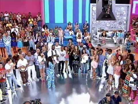 Homenagem ao Exalta Samba no programa esquenta #exaltasempre