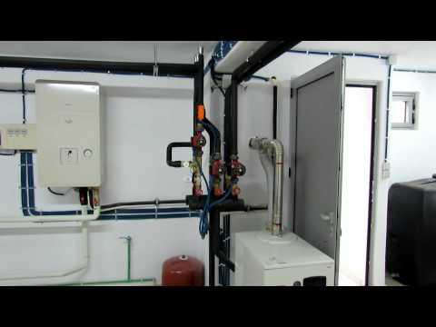 θέρμανση δροσισμός με αντλία θερμότητας ESTIA TOSHIBA