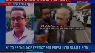 Rafale deal: SC rules out probe, says Court is satisfied with the decision making process - NEWSXLIVE