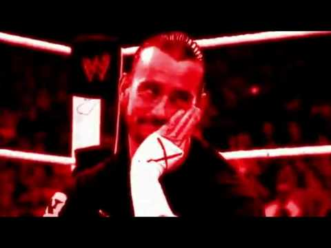 CM Punk Entrance Titantron Video 2011 - Cult of Personality (HD-1080p)