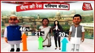 क्या साम धाम दंड भेद से Amit Shah ढहा पाएंगे Mamata Banerjee का किला ? | Political Stock Exchange - AAJTAKTV