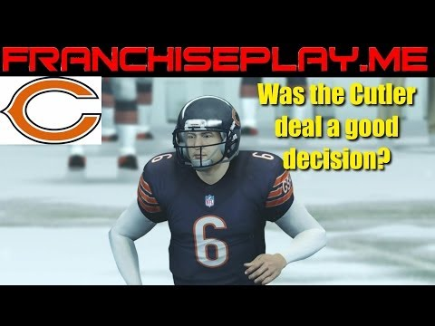 Chicago Bears Talk – Jay Cutler's New