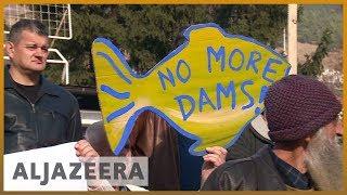 🇧🇦Protests in Balkans to stop dams and protect rivers - ALJAZEERAENGLISH