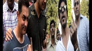 Bollywood stars cast their vote - IANS India Videos - IANSINDIA
