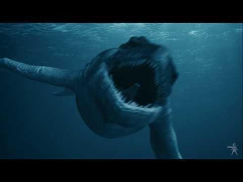 Sea Rex 3D: Jūrų dinozaurai - Trailer HD LIT