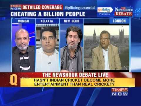 The Newshour Debate: Will BCCI take action against the 3 players? (Part 4 of 4)