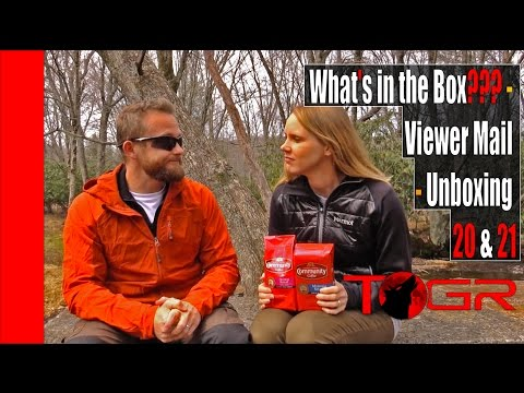 What's in the Box??? - Viewer Mail - Unboxing 20 & 21