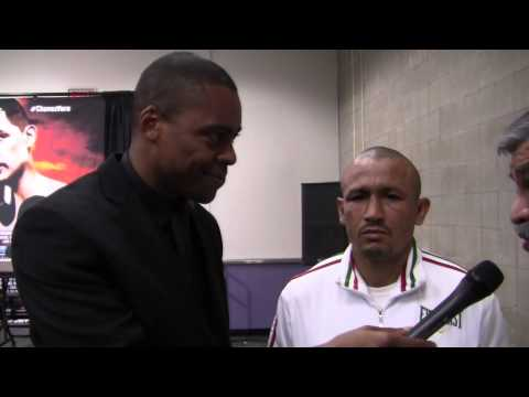EXCLUSIVE: ORLANDO SALIDO Post Fight vs VASYL LOMACHENKO