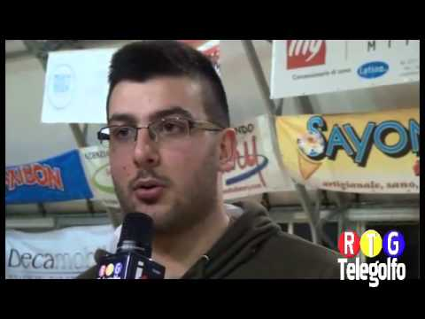 21 02 15 Interviste Calcio a 5 C2 Città di Minturnomarina - Gymnastic Fondii