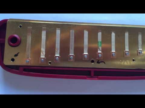 003 Modificación de armónicas - Ruidos metálicos después de biselar