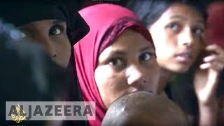 HRW: Systematic rape of Rohingya by Myanmar's army - ALJAZEERAENGLISH