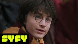 Harry Potter | Creating The Magic - Tom Riddle's Diary | SYFY - SYFY