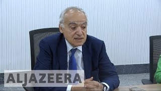 New UN envoy visits Misrata to discuss Libya's future - ALJAZEERAENGLISH