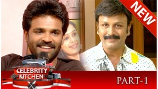 Celebrity Kitchen with Actors Nethran & Rajkamal 20-07-2014 PuthuYugam TV Show