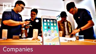 Apple faces doubts over iPhone 8 demand | Companies - FINANCIALTIMESVIDEOS