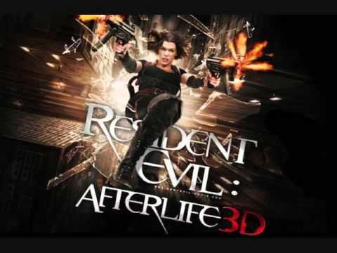 Resident Evil Afterlife - Cutting (alternate version from Tower Swing scene)
