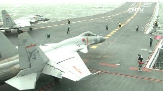 El segundo portaaviones chino: más grande y más potente