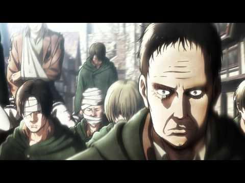 هجوم العمالقة الحلقة 1 مترجم HD