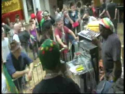 Channel One meets Kibir La Amlak last one @ Teachings in Dub ~ Jan 2011