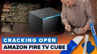 Amazon Fire TV Cube teardown: What's inside? (Cracking Open) - CNETTV