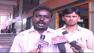 Kamalapuram SI Mohammed Rafi attack on Auto Driver | Kadapa | CVR NEWS - CVRNEWSOFFICIAL