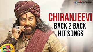 Sye Raa Chiranjeevi All Time Hit Songs | Megastar Chiranjeevi Hit Songs | #SyeRaa | Mango Music - MANGOMUSIC