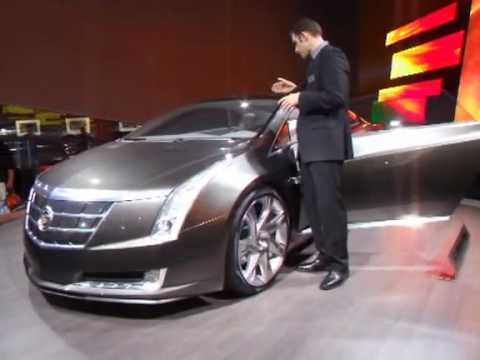 Cadillac Converj 2012 (North American International Auto Show 2009)