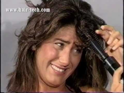 ferro arricciacapelli rotante  professionaleFacile fare ricci sui capelli