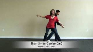 Salsa Dance Lesson - Stride On2