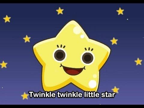 Muffin Songs – Twinkle Twinkle Little Star  İngilizce Tekerlemeler ve İngilizce Çocuk Şarkılar