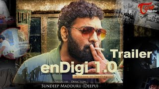 enDigi 1.0 Trailer | New Telugu Independent Film 2019 | by Sundeep Madduru (Deepu) | TeluguOne - TELUGUONE