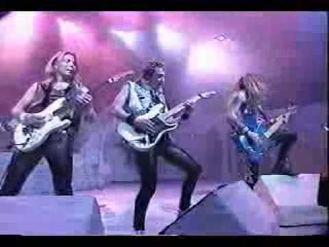 Iron Maiden - Infinite Dreams - live 88