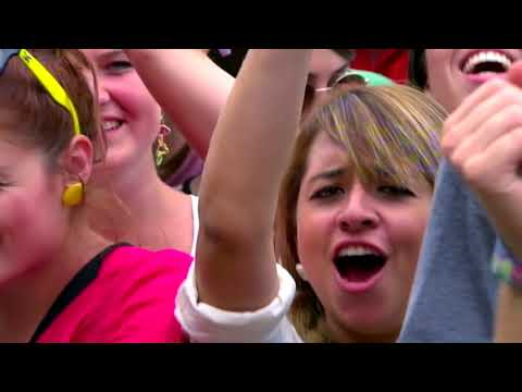 A magia do Festival Tomorrowland 2012