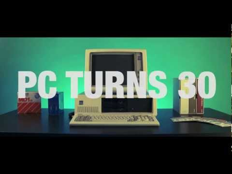 PC Turns 30 (IBM 5150)