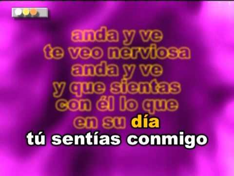 Jose Jose - Lo Dudo Karaokes Letras Lyrics