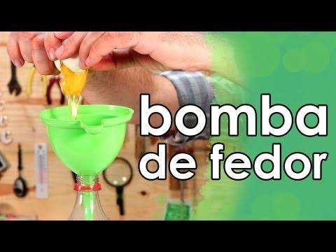 Como fazer uma bomba de fedor caseira (pegadinha para fazer com amigos)