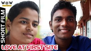 Love at First Site Telugu Comedy Short Film | Latest Telugu Short Films | Wow Pictures - YOUTUBE