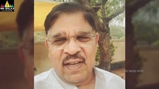 Allu Aravind about Chiranjeevi's 150th Movie | Chiru150 First look on 22 August | Sri Balaji Video - SRIBALAJIMOVIES