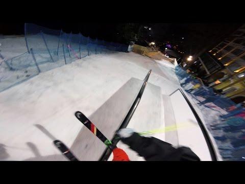 GoPro: Jesper Tjader Winning Run - Red Bull Playstreets
