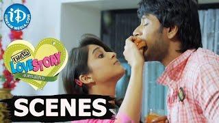 Routine Love Story Movie Scenes    MS Narayana, Hema Forest Comedy Scene - IDREAMMOVIES