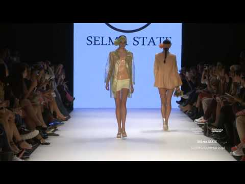 SELMA STATE  MERCEDES BENZ FASHION WEEK ISTANBUL RUNWAY VIDEO