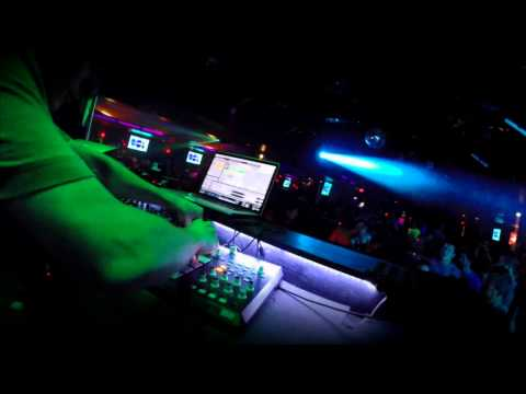 G Jones @ Red Room // #WESTCOASTBASS - Vancouver B.C 2014