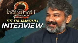 SS Rajamouli Exclusive Interview About Baahubali 2 | TFPC - TFPC