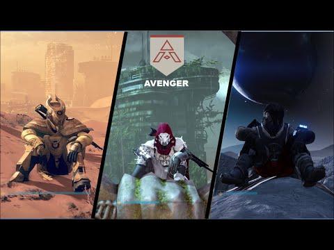 Avenger - A Destiny Montage